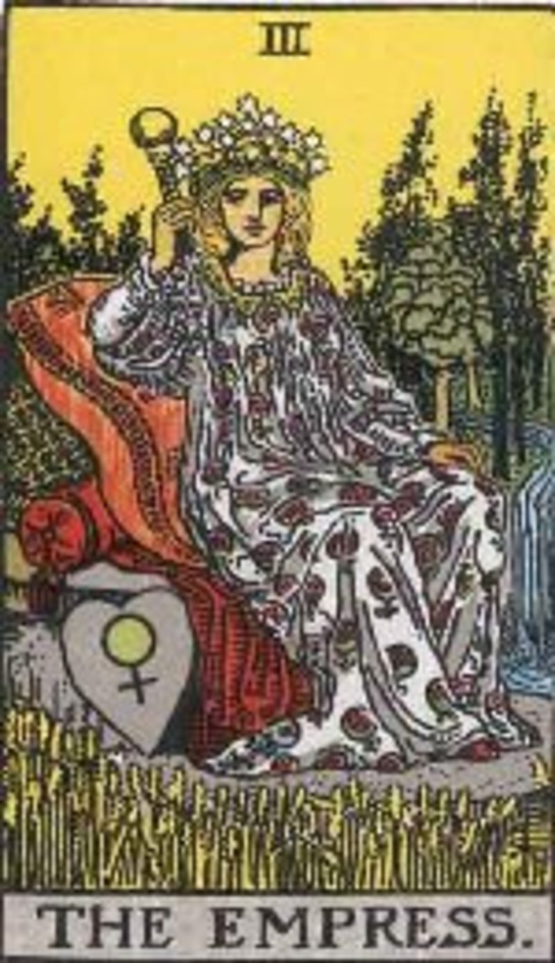 Tarot: The Empress